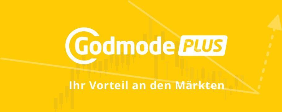 Banner von Godmode PLUS